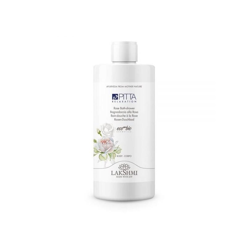 Pitta Ruusu luonnon kylpy ja suihkusaippua