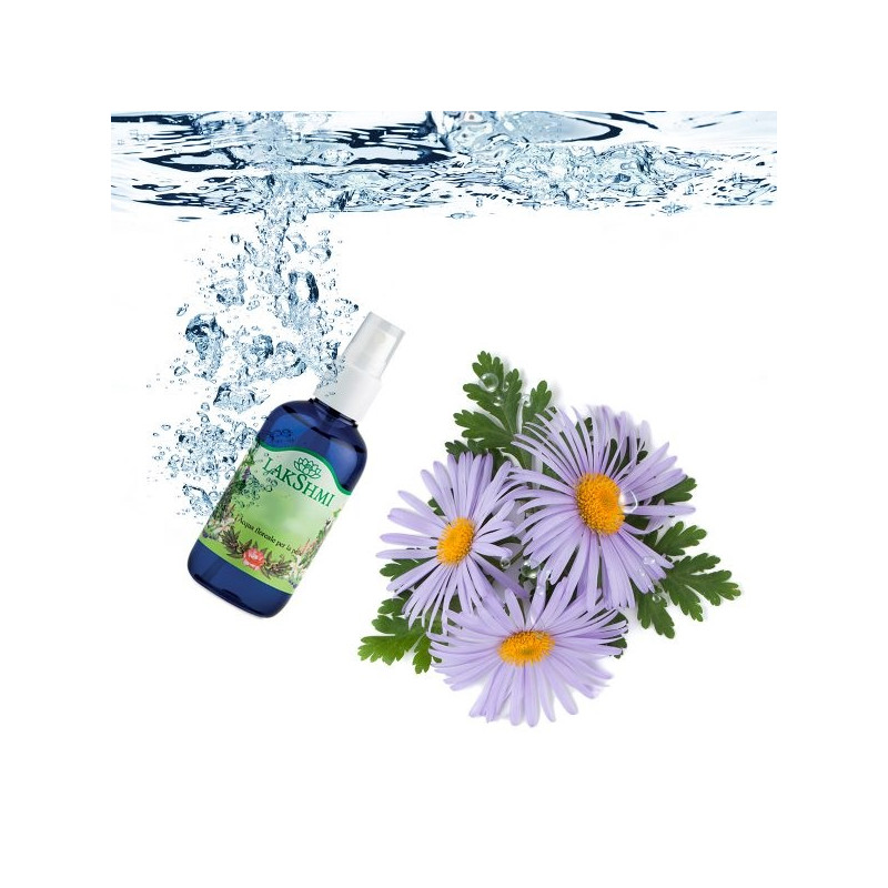 Blue chamomile floral water